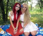 Anastasiya shpagina ukrainian real life barbie doll7