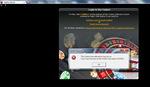 Casino locked
