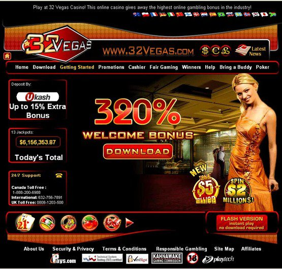 Vegas 32 casino chawtaw indian casino