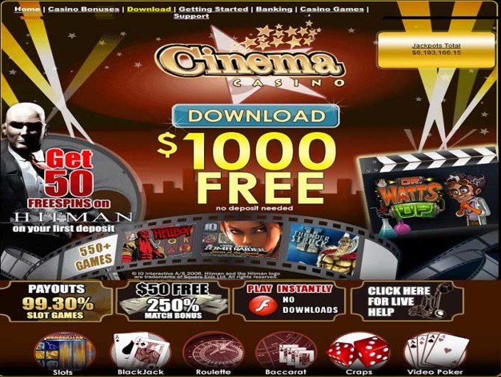 Cinema Casino objective review on LCB