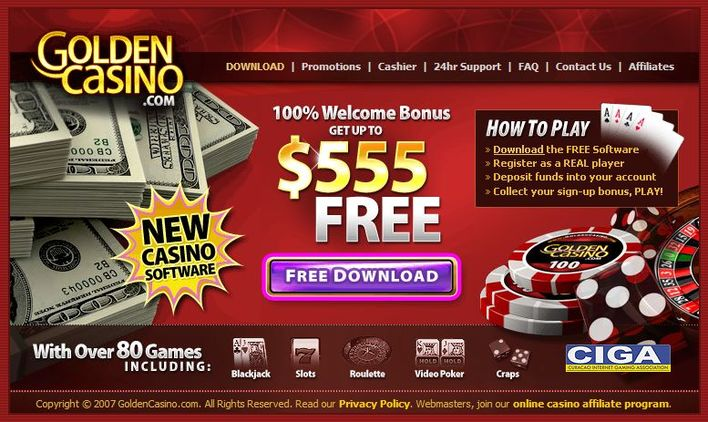 Golden Casino objective review on LCB