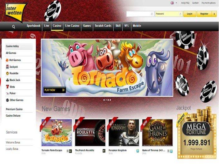 Interwetten Casino objective review on LCB