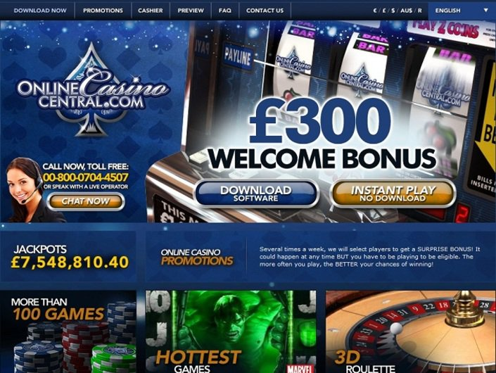 Online Casino Central