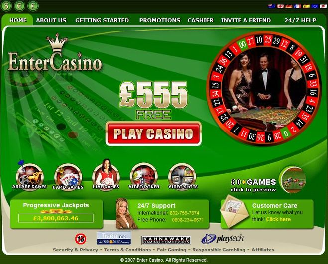 Enter Casino objective review on LCB
