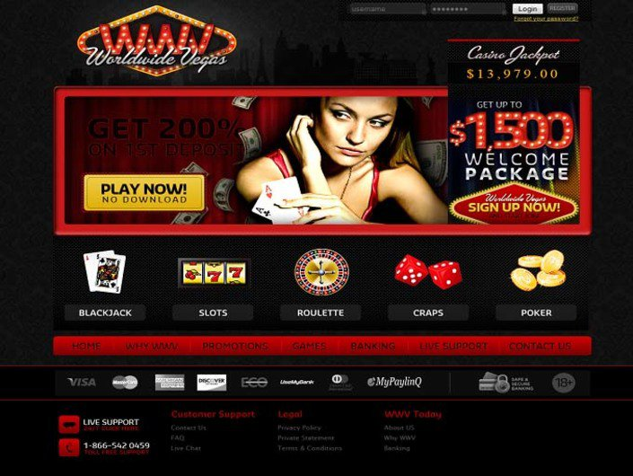 World Wide Vegas Casino objective review on LCB