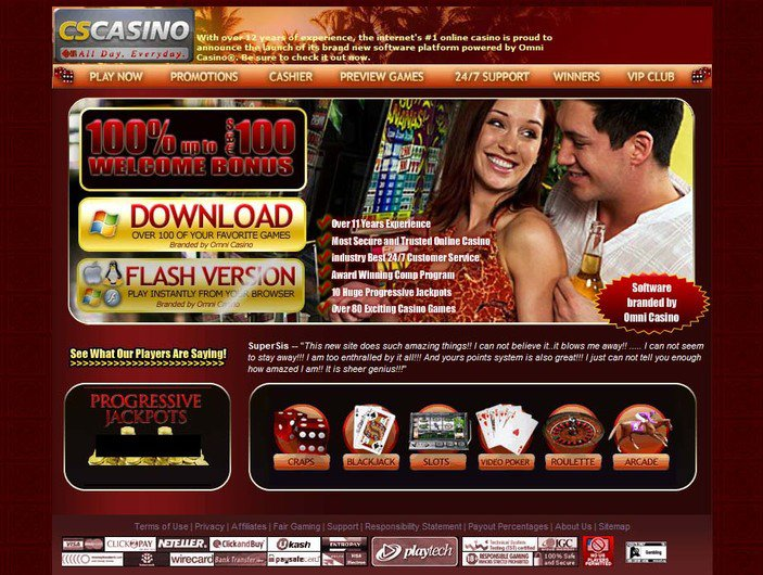 CS Casino objective review on LCB