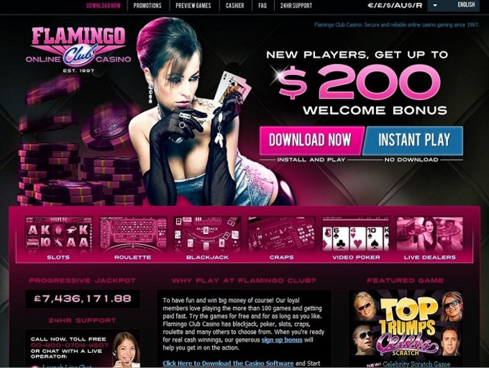 Flamingo Club Casino objective review on LCB