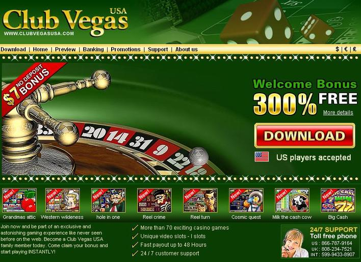 Club Vegas USA objective review on LCB