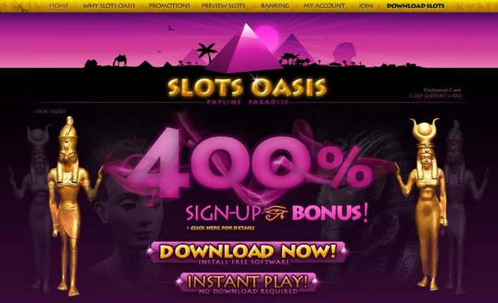 Slots Oasis objective review on LCB
