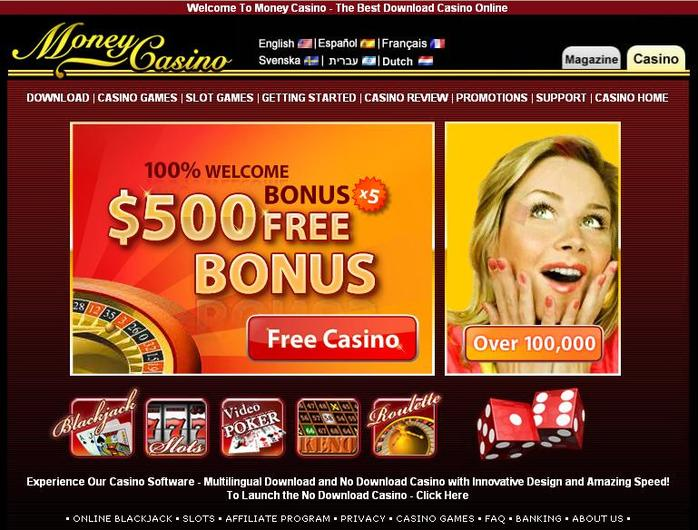 Money Casino Closed objective review on LCB