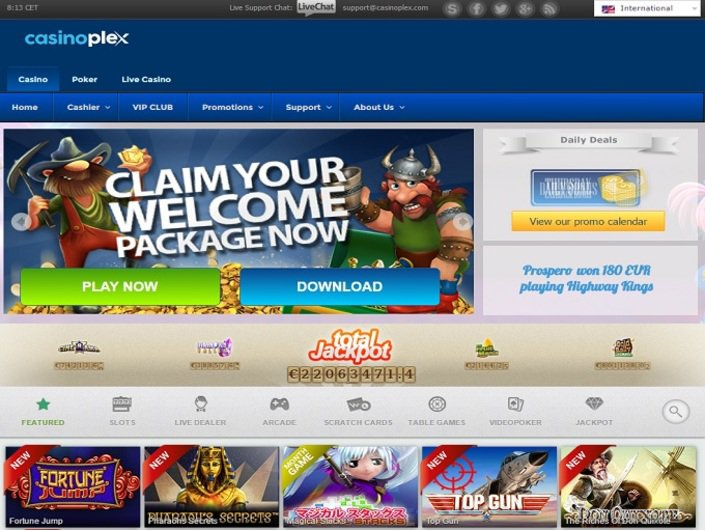 Casino Plex objective review on LCB