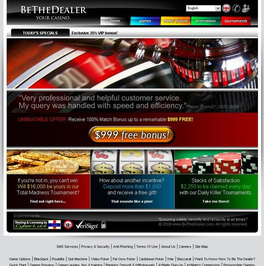 BeTheDealer objective review on LCB