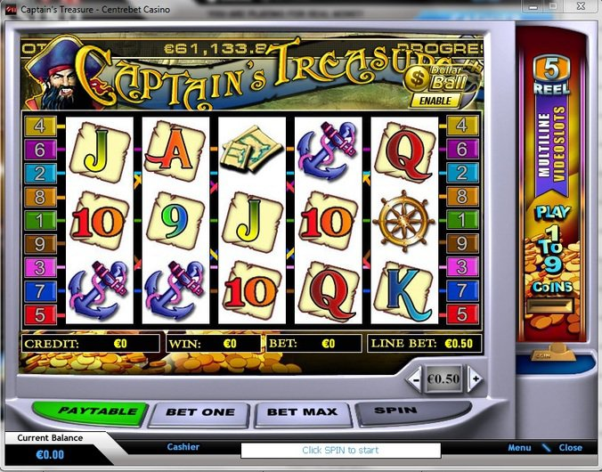 Centrebet Casino objective review on LCB