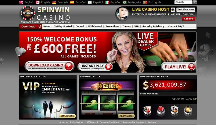 SpinWin Casino objective review on LCB