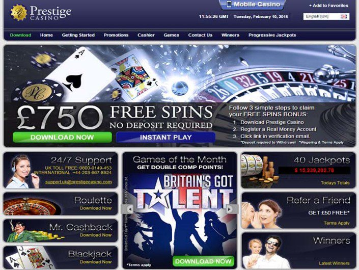 Prestige casino serial crack gambling on nfl football
