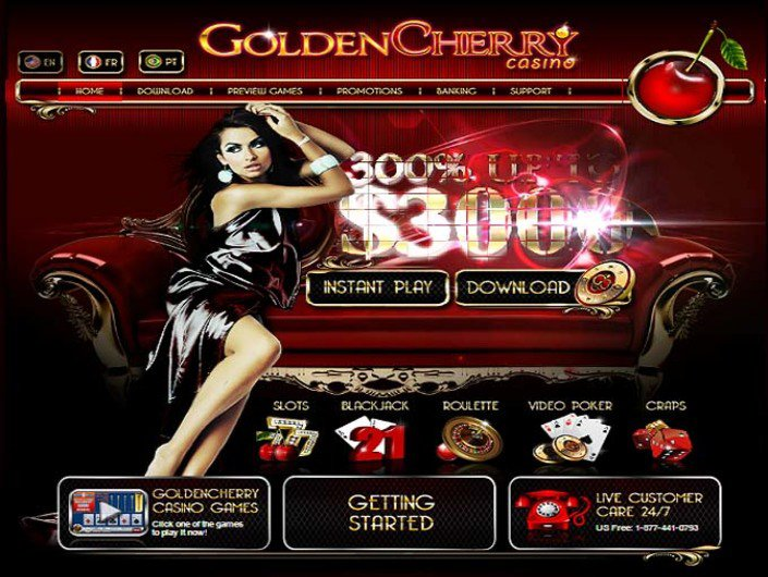 GoldenCherry Casino objective review on LCB
