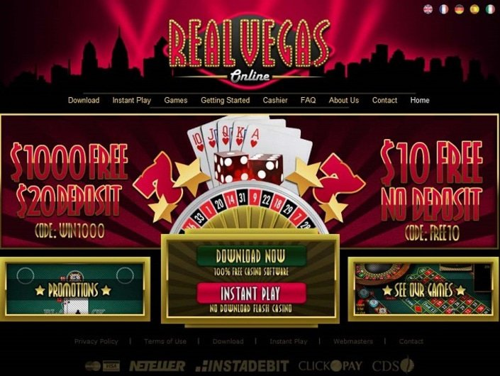 Real Vegas Online objective review on LCB