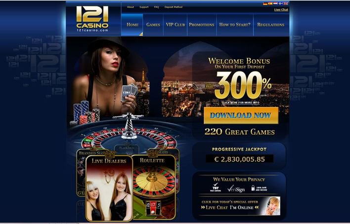 121Casino objective review on LCB