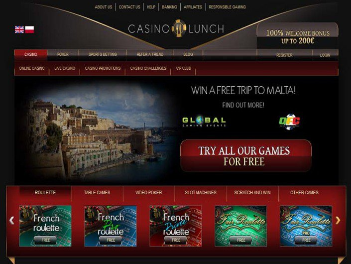 Casino Lunch objective review on LCB