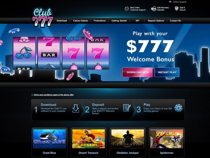 Club777 Casino objective review on LCB
