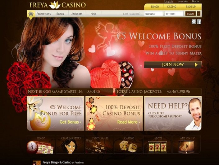 Freya Casino objective review on LCB