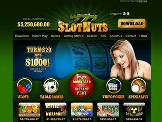 Slot Nuts