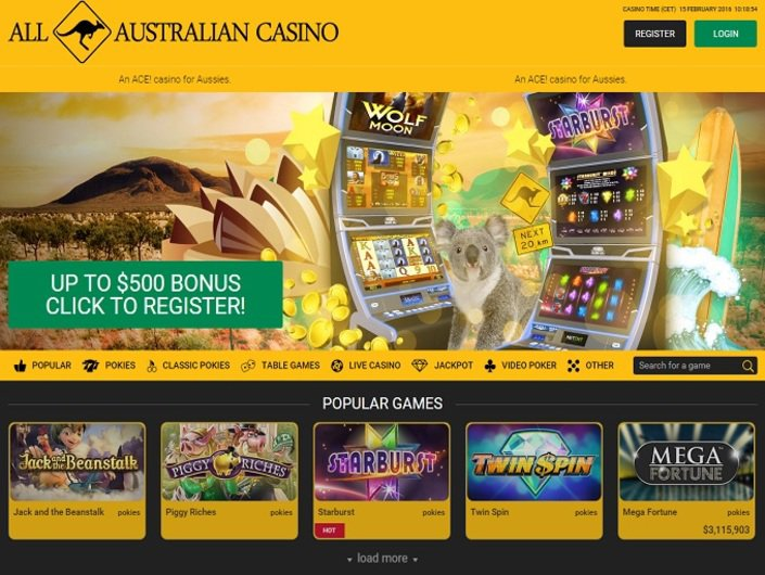 All Australian Casino objective review on LCB
