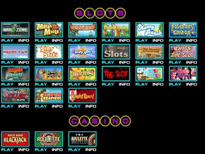 Very Vegas Mobile Casino