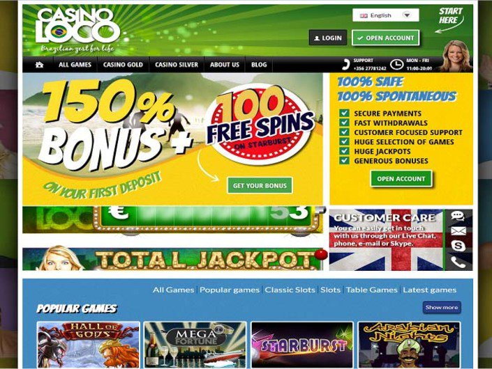 CasinoLoco objective review on LCB