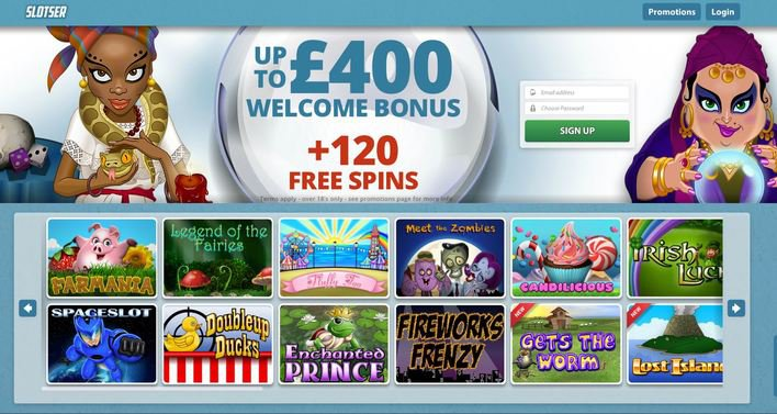 Slotser Casino objective review on LCB