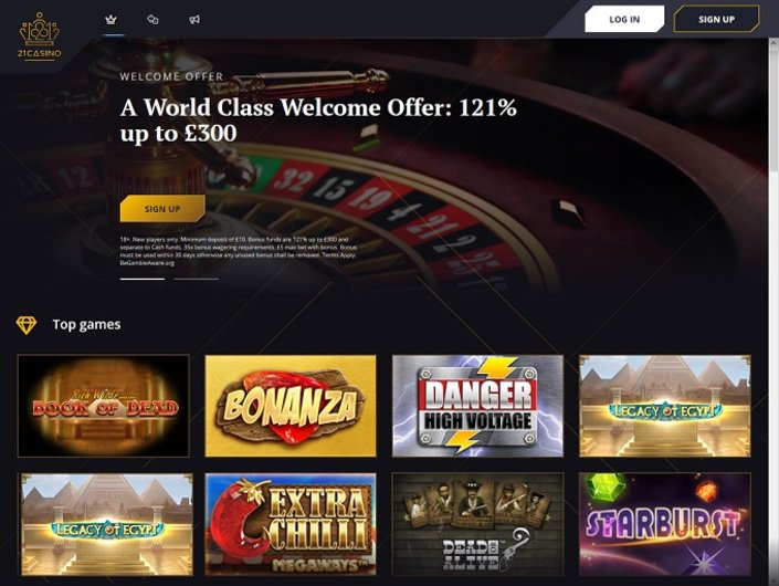 21 Casino objective review on LCB
