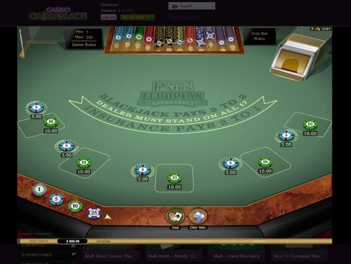 Casino Cash Palace