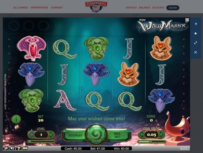 GalaxyPig Casino