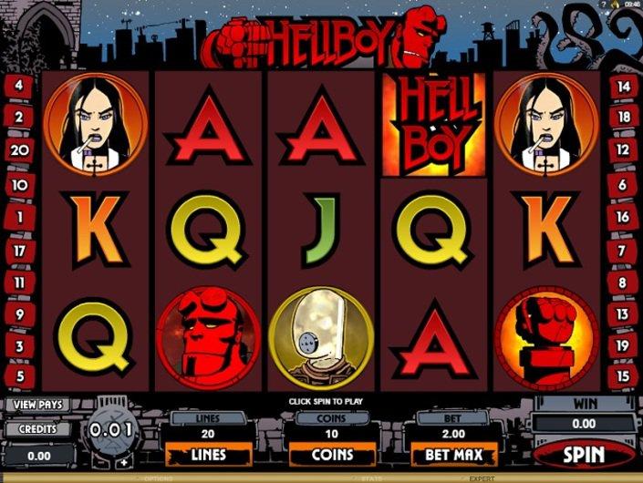 OddsRing Casino
