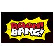Boom bang logo