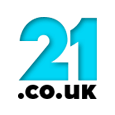 21 co uk logo