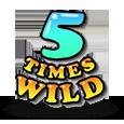 5 times wild
