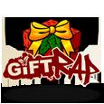 Gift rap logo