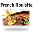 French roulette wallpaper
