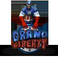 Grand liberty logo