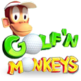 Golf and monkeys