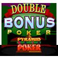 Pyramid double bonus poker