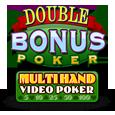 Multihand double bonus poker