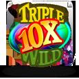 Tripple 10x wild