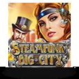 Steampunk big city