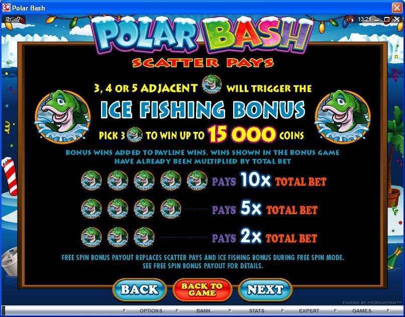 Game Review Polar Bash
