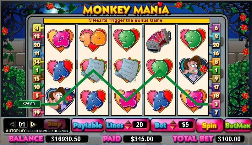 Game Review Monkey Mania