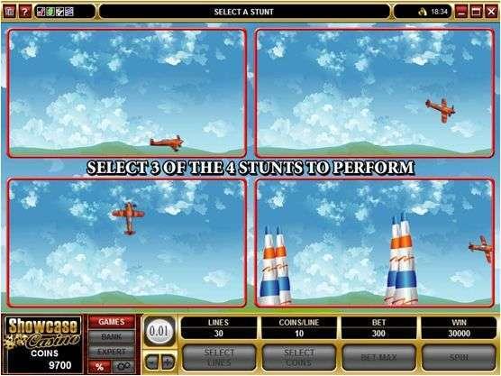 Game Review Stunt Pilot