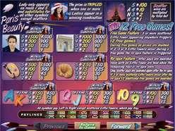 Game Review Paris Beauty