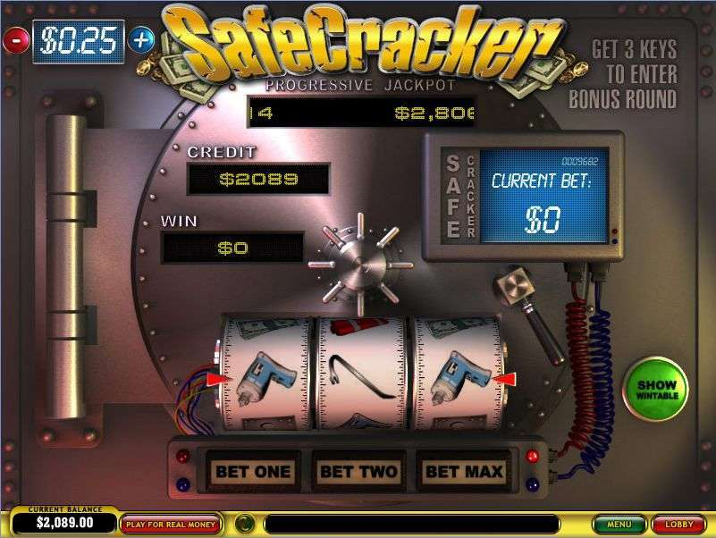 Game Review SafeCracker